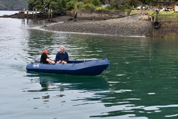 Whaly Boats NZ | Testimonials